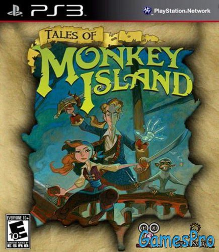 Tales Of Monkey Island - Episode 1-5 (2009/RUS/PS3/RePack)