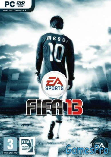 FIFA 13 v1.6 (2012/RUS/ENG/Repack by a1chem1st)
