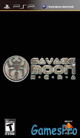Savage Moon: The Hera Campaign для 6.31-6.60 оф (PSP/RUS/2009)