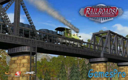 [Ігри для Mac OS] Sid Meier's Railroads! 1.0.1 [Native]