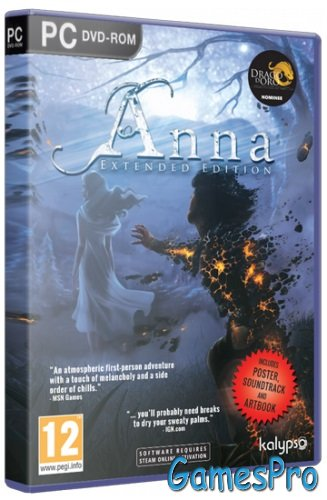 Anna (2012/PC/RePack/Rus) by Audioslave