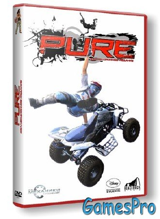 Pure Collector's Edition (2008/RUS/ENG/PC) RePack от R.G. Механики