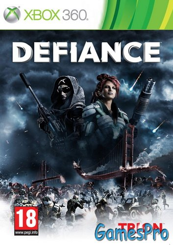 Defiance (2013/PAL/ENG/XBOX360)