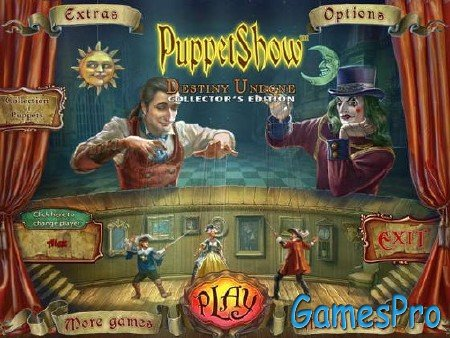 PuppetShow 5: Destiny Undone Collector's Edition (2013/PC)