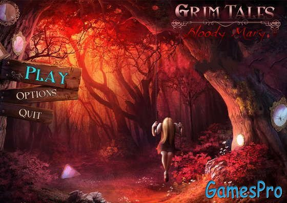 Grim Tales 5: Blood Mary