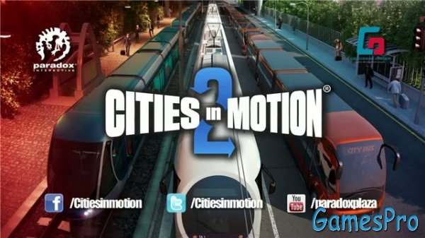 Cities in Motion 2: The Modern Days [Native]