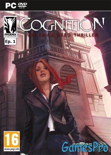 Cognition: An Erica Reed Thriller (2013/PC/Rus) RePack от R.G. UPG