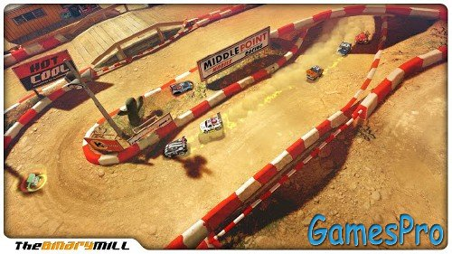 Mini Motor Racing v1.7.1 Android