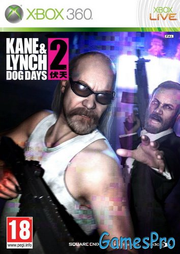 Kane and Lynch 2: Dog Days (2010/RUS/XBOX360/GOD)