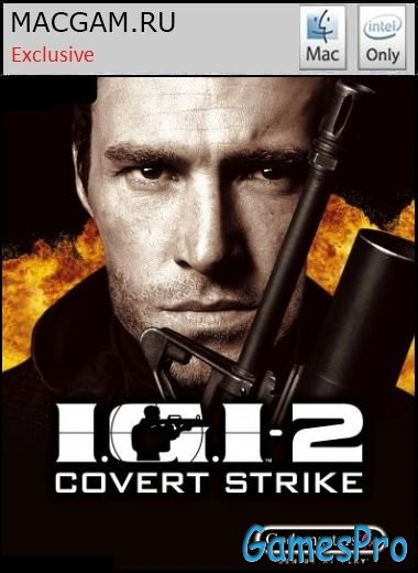 Project IGI 2: Covert Strike / IGI 2: Прихований удар (2003/MacOS/FULL RUS / Wineskin)