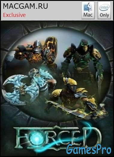 FORCED (2013/MacOS/RUS/ENG/Wineskin)