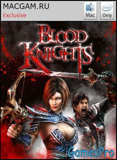 Blood Knights (2013/MacOS/RUS/ENG/Wineskin)
