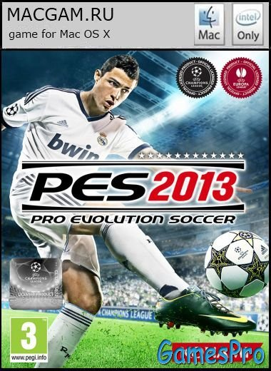 Pro Evolution Soccer 2013 (2012/RUS/ENG/Wineskin/GamesLab)