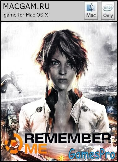 Remember Me (2013/MacOS/RUS/ENG/Wineskin)