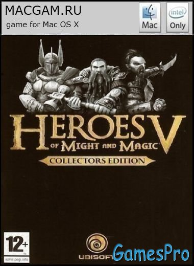 Heroes of Might and Magic V Full Collection (2007/MacOS/FULL RUS/CiderX)