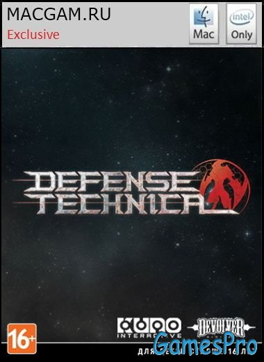 Defense Technica (2013/MacOS/ENG/Wineskin)