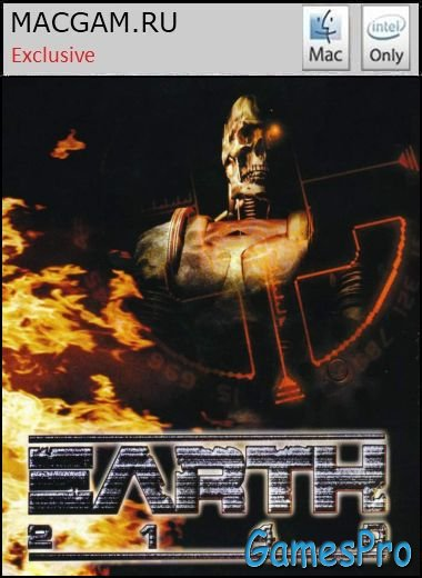 Earth 2140 HD (2013/MacOS/ENG/Wineskin)