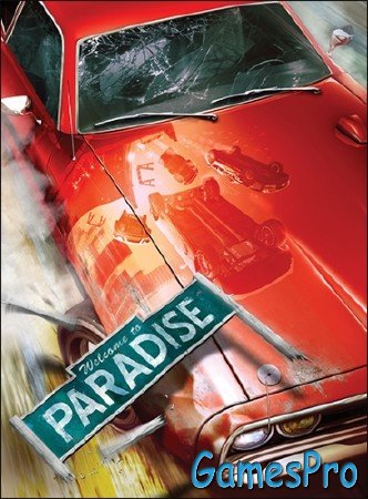 Burnout Paradise: The Ultimate Box (2009) PC RePack от R.G. Energy