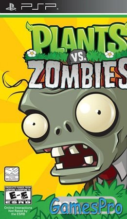 Plants vs. Zombies 1.5 (2012/RUS/PSP)