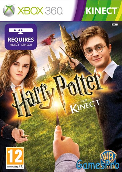 Harry Potter for Kinect (XBOX360)