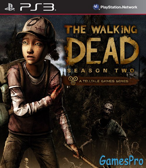 The Walking Dead: Season Two - Episode 1 (PS3)