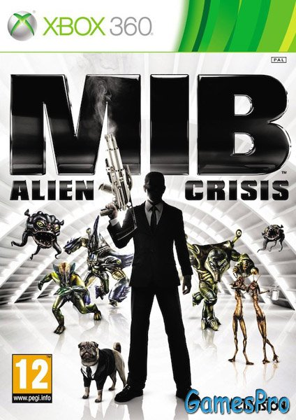 Men in Black: Alien Crisis (XBOX360)