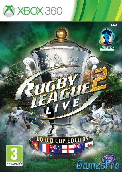 Rugby League Live 2 - World Cup Edition (XBOX360)