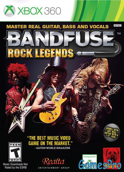 BandFuse: Rock Legends (XBOX360)