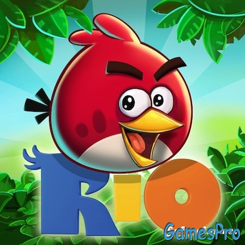 Angry Birds Rio 2.0.0 for Mac