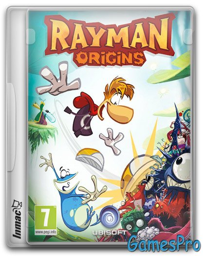 Rayman Origins 1.0 (2013) for Mac