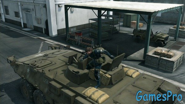 Metal Gear Solid V: Ground Zeroes (XBOX360)