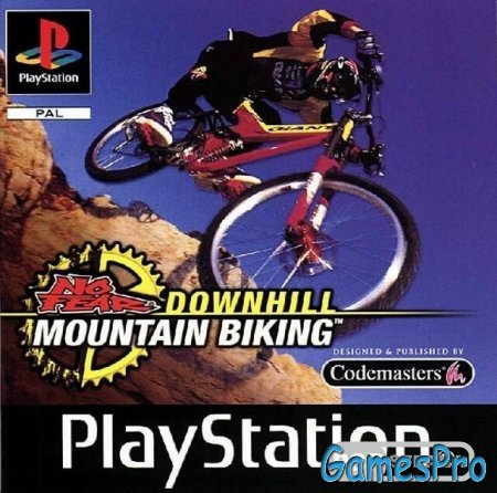 No Fear Downhill Mountain Biking (1999/RUS/PSX)