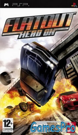 FlatOut: Head On (PSP/ENG/RUS)