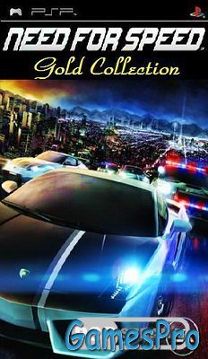 Need For Speed Gold Collection [PSP/RUS]