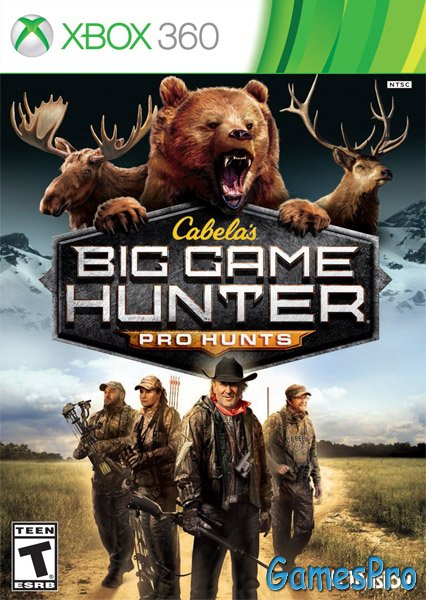 Cabela's Big Game Hunter Pro Hunts (XBOX360)