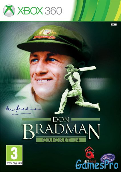 Don Bradman Cricket 14 (XBOX360)