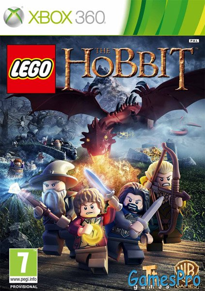LEGO The Hobbit (XBOX360)