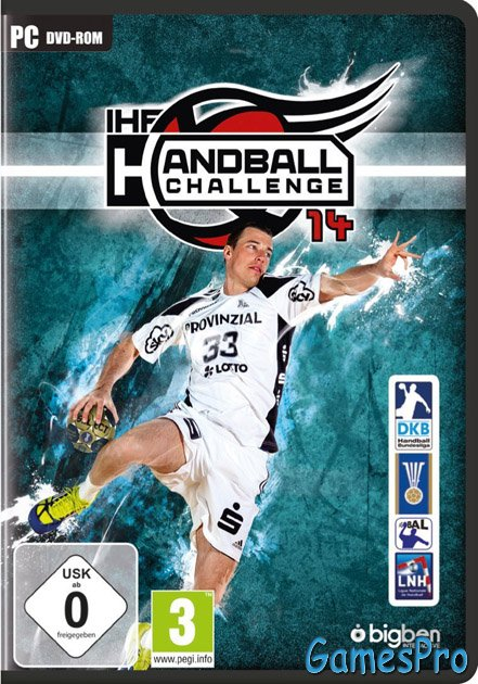 IHF Handball Challenge 14 (PC)