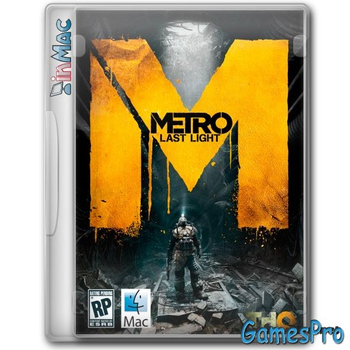 Metro Last Light [Native] [RUS]