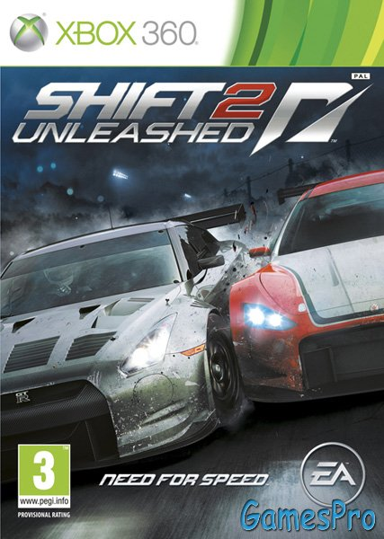SHIFT 2: Unleashed (XBOX360)