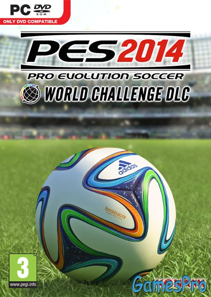 Pro Evolution Soccer 2014 World Challenge (PC)