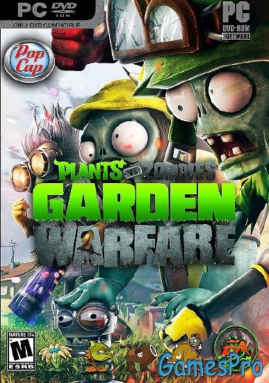 Plants vs. Zombies: Garden Warfare Digital Deluxe Edition (2014/ENG)