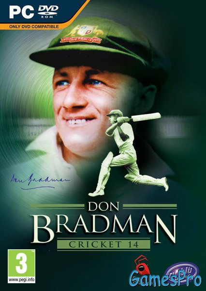 Don Bradman Cricket 14 (PC)