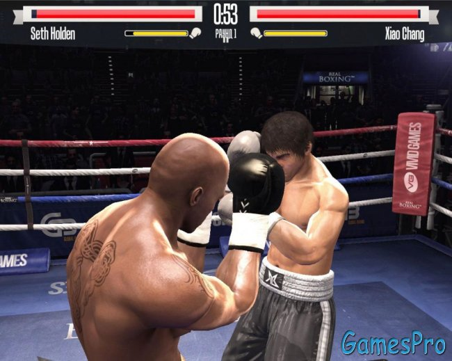 Real Boxing (2014/RUS/MULTi7/RePack by FiReFoKc)