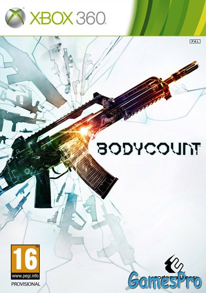 Bodycount (XBOX360)
