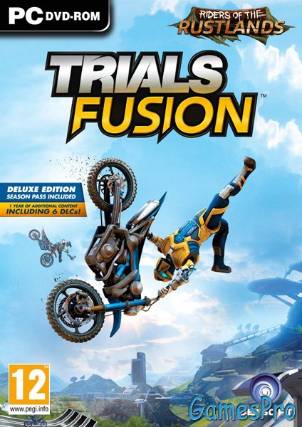 Trials Fusion: Riders of the Rustlands (PC)