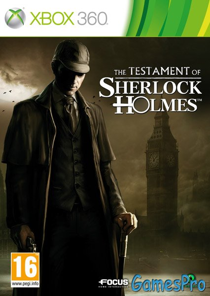 The Testament of Sherlock Holmes (XBOX360)