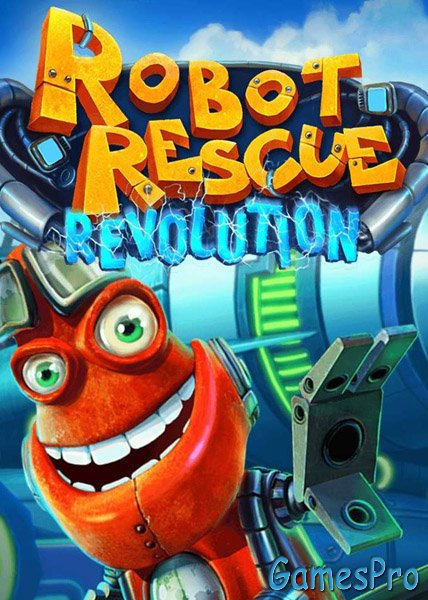 Robot Rescue Revolution (PC)