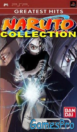 Naruto Best Collection (PSP/ENG)