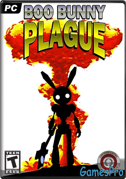 Boo Bunny Plague (PC)